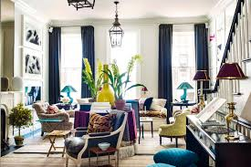Top NYC Interior Designers  Of The Best Firms In New York City - New york interior design style