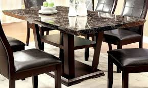marble dining room sets the right marble dining room table for your house