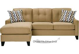 Sectional Sofas Rooms To Go by Cindy Crawford Home Madison Place Peat 2 Pc Sleeper Sectional