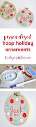 best 25 personalized christmas ornaments ideas on pinterest