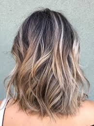 coloring gray hair with highlights hair highlights for trendy hair highlights this would cover the gray but very blonde