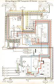 old volkswagen drawing vw wiring diagrams