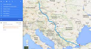 India Google Maps by The Route To India U2013 Probably One Of The Most Complicated In The