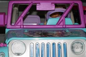 power wheels jeep frozen jeep wrangler disney frozen fisher price unboxing and build