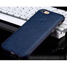 Jual Leather jual casing hp unik premium leather navy iphone 5 5s iphone 6 6