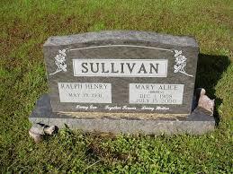 cemetery headstones barbey sullivan headstone photo auxvasse cemetery