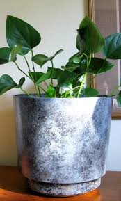 diy home staging tips how to faux finish a plastic flower pot