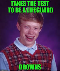 Real Life Memes - another bad luck brian in real life meme imgflip