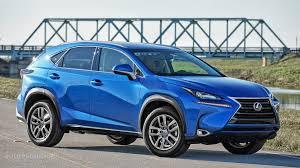 lexus suv hybrid nx driven 2016 lexus nx 200t autoevolution