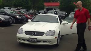 2003 mercedes slk320 review in 3 minutes you u0027ll be an expert on