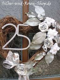 geschenke zum 25 hochzeitstag die besten 25 silberhochzeit geschenk ideen auf