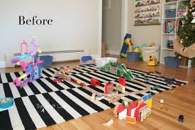 Play Table With Storage by An Ikea Hack Train U0026 Activity Table The Crazy Craft Lady