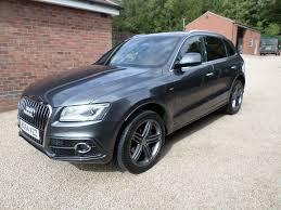 Audi Q5 Diesel - used audi q5 and second hand audi q5 in staffordshire