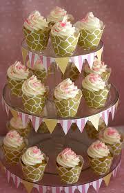 giraffe cupcake wrappers giraffe baby shower decorations