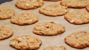 hervé cuisine cookies meilleure recette de cookies américains vanille et noix de coco