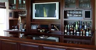 Custom Bar Designs Bar Cabinets Closets Garage Storage Home - Kitchen cabinets for home office