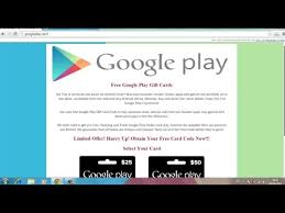 survey for gift cards free play gift card codes no surveys read desc scam
