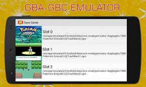 gba 4 android vinaboy advance gba emulator apk free arcade for