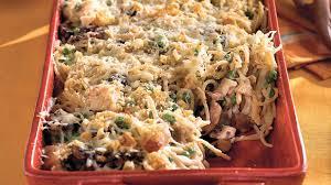 our favorite turkey tetrazzini casserole recipe southern living