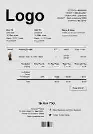 710102713667 towing invoice word application receipt number