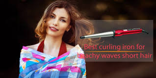 best curling wands for short hair infiniti pro conair curling wand review best iron for beachy