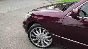 lexus ls 460 lowered 2006 lexus ls 460 youtube