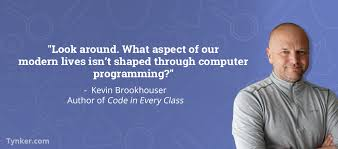 coder class 5 questions for kevin brookhouser author coder and maker