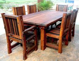 patio ideas simple wood patio furniture diy patio furniture