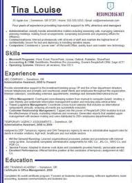Example Resume For A Job by Resume For Job Examples And Samples Mr Sample Resume New Sample