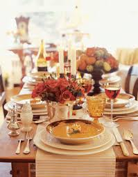Fall Table Settings Thanksgiving Table Setting Ideas