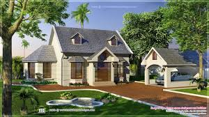 house garden design in kerala house design