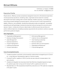 Resume For Supply Chain Executive Business Development Executive Resume Resume For Your Job