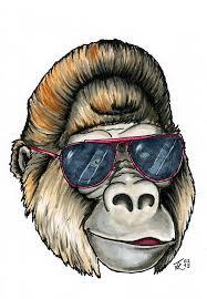 gorilla tattoo designs page 2 tattooimages biz