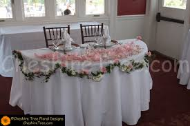Rose Petal Table Cloth Laura And Kenny U0027s Wedding Good Counsel Church White Plains And
