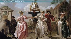 comparing french u0026 english rococo art video u0026 lesson transcript