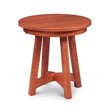 How To Make A Round End Table by Living U2013 Tagged