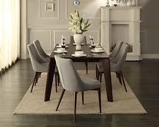 Modern Dining Room Table Sets 7 Piece Dining Room Set Ebay
