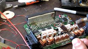 mercedes 500sl r129 roof controller repair 1298200097 youtube