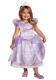 toddler halloween clothes toddler sofia the first deluxe costume