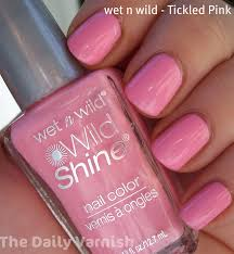 wet n wild coral support nail polish collection wet n wild