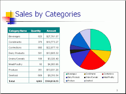 free powerpoint report sle monthly sales 3
