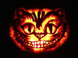 extreme pumpkin carving stencils cheshire cat google search