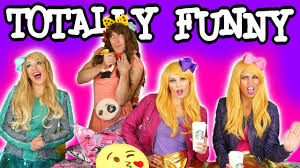 totally funny show sketch comedy for kids episode 3 totally tv