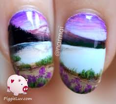 nail art hits misses acrylic paint for nail art youtube