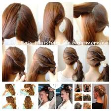 unique easy quick hairstyles for short hair easy quick hairstyles