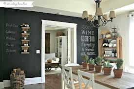 Dining Room Paint Ideas Chalkboard Bedroom Wall Ideas Eclectic Dining Room With Value 5