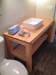 Building Bathroom Vanity by How To Build A Bathroom Vanity From Scratch Home Design Ideas