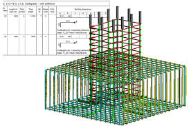 sofistik reinforcement detailing and autodesk revit structure