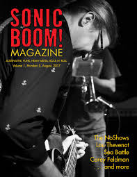 sonic boom magazine issue 5 by kevin p johnson issuu