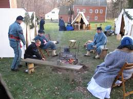 morris parks celebrate a civil war this weekend at